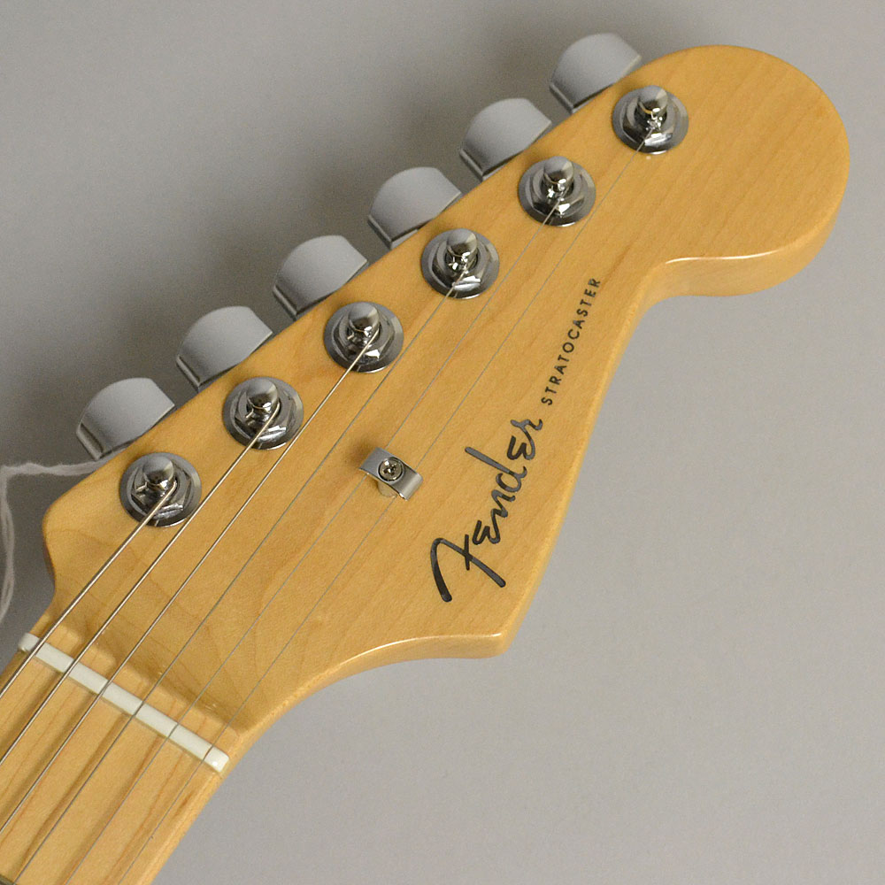 AMERICAN ELITE STRATOCASTER/MAPLE Autumn Blaze Metallicのヘッド画像