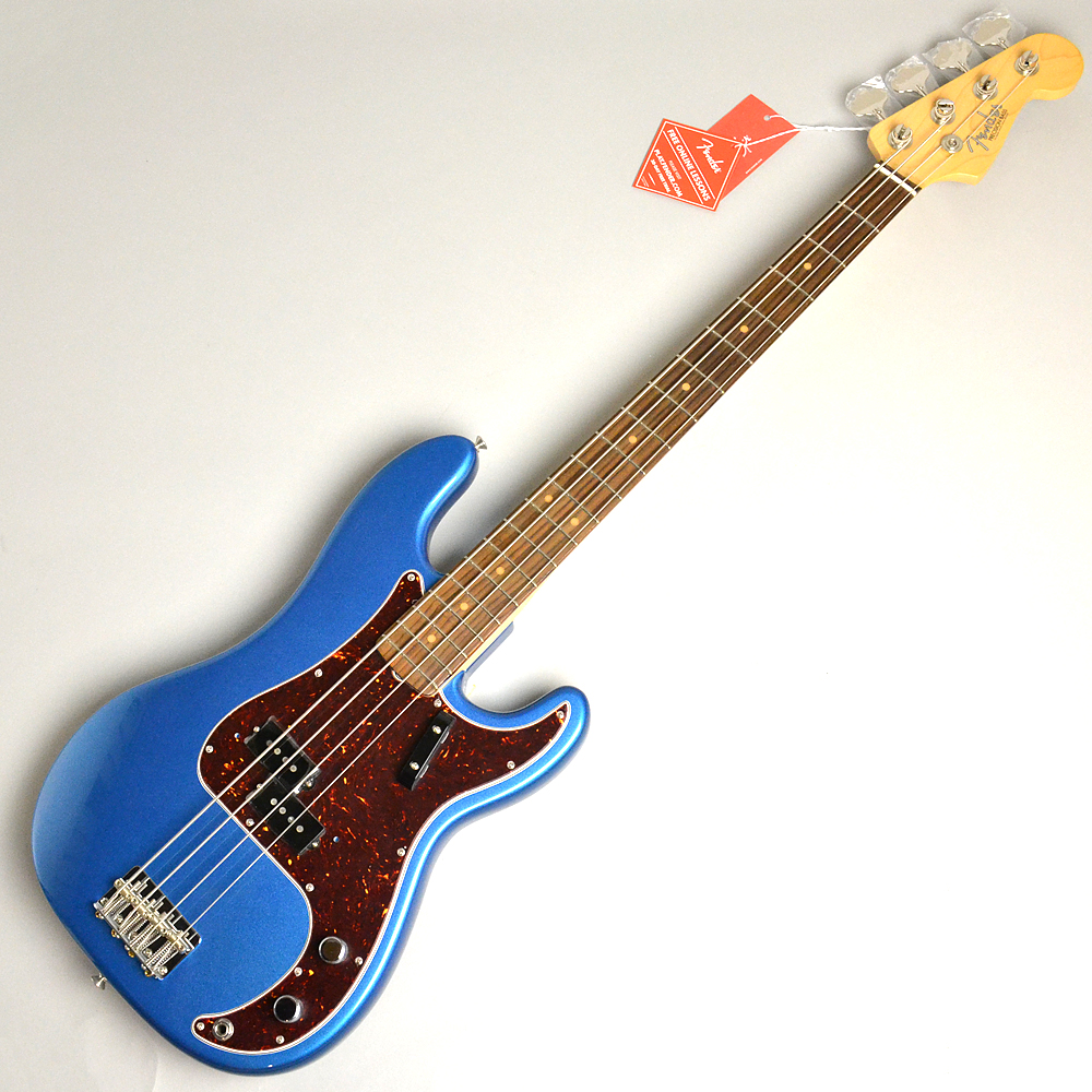 AMERICAN ORIGINAL '60S PRECISION BASS Lake Placid Blue