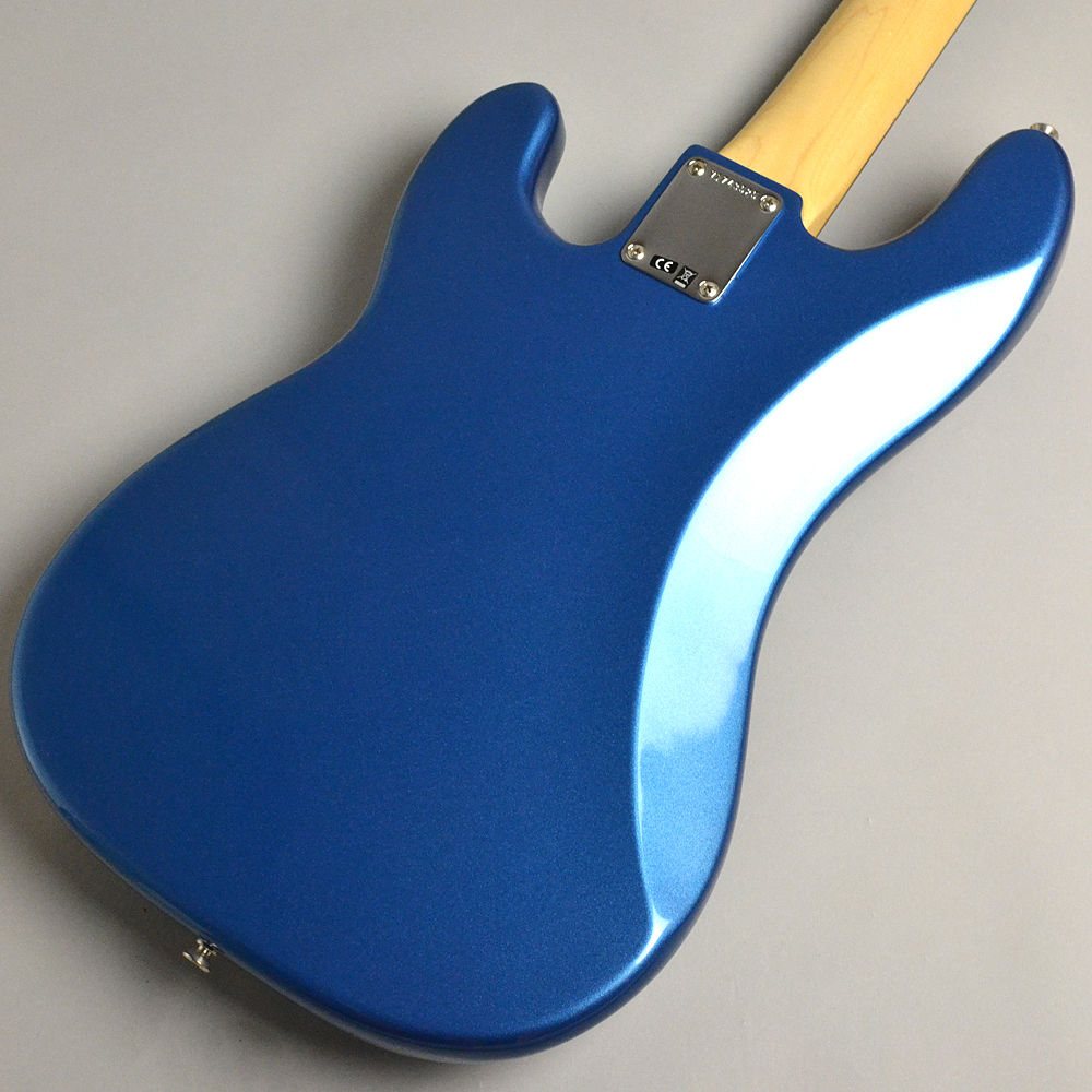AMERICAN ORIGINAL '60S PRECISION BASS Lake Placid Blueのボディバック-アップ画像