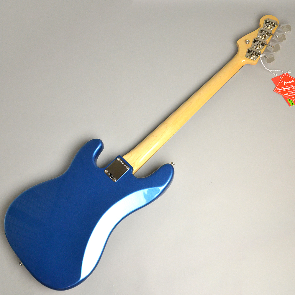 AMERICAN ORIGINAL '60S PRECISION BASS Lake Placid Blueの全体画像(縦)