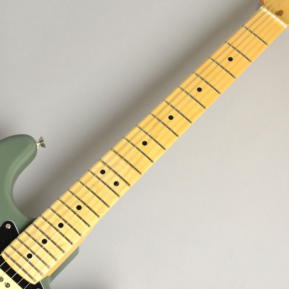 AMERICAN PROFESSIONAL STRATOCASTER/MAPLE Antique Oliveの指板画像