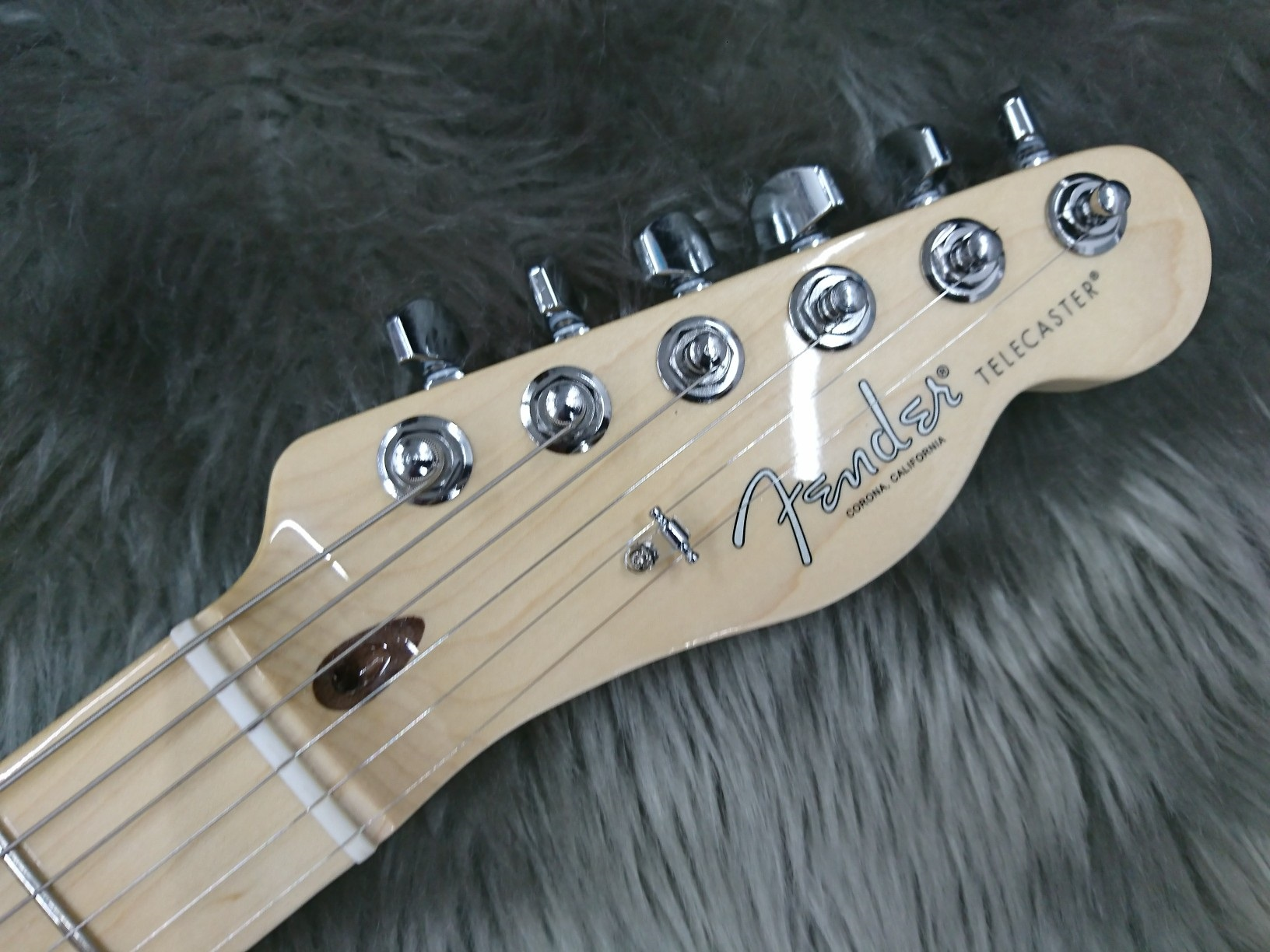 AMERICAN PROFESSIONAL TELECASTER MNのヘッド画像