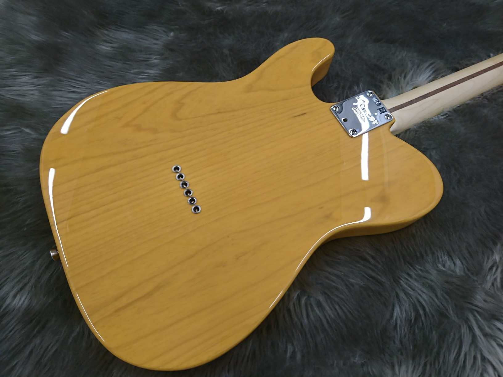 AMERICAN PROFESSIONAL TELECASTER MNのボディバック-アップ画像