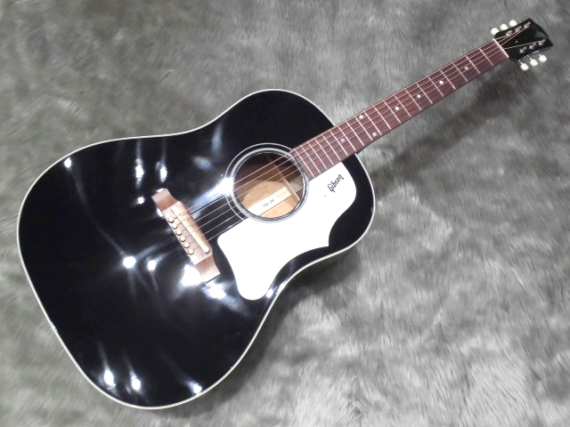 Gibson  1960's J-45 Ebony ADJ 写真画像