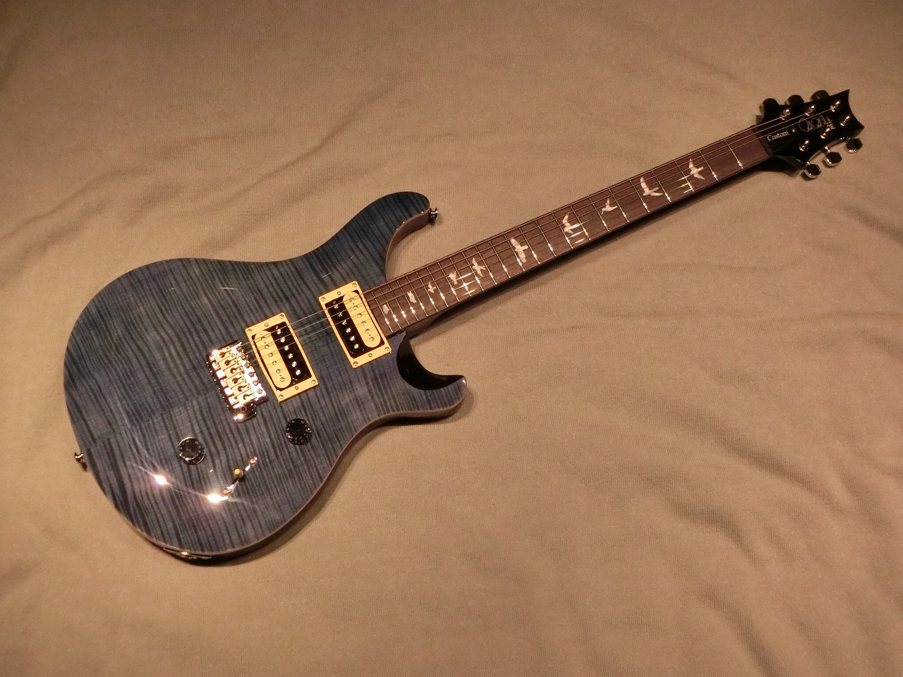 Paul Reed Smith(PRS)  SE CUSTOM 24 N 写真画像