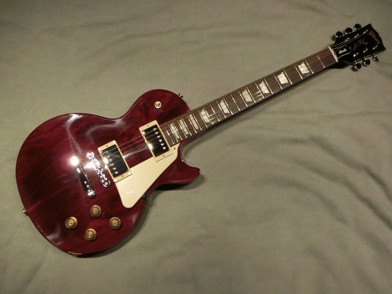 Gibson  Les Paul Studio2017 写真画像