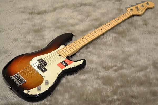 American Professional Precision Bass Maple Fingerboard