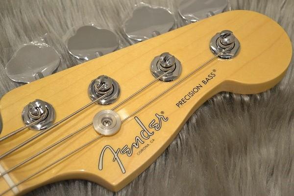 American Professional Precision Bass Maple Fingerboardのヘッド画像