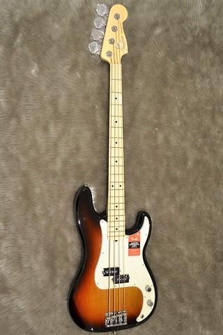 American Professional Precision Bass Maple Fingerboardの全体画像(縦)