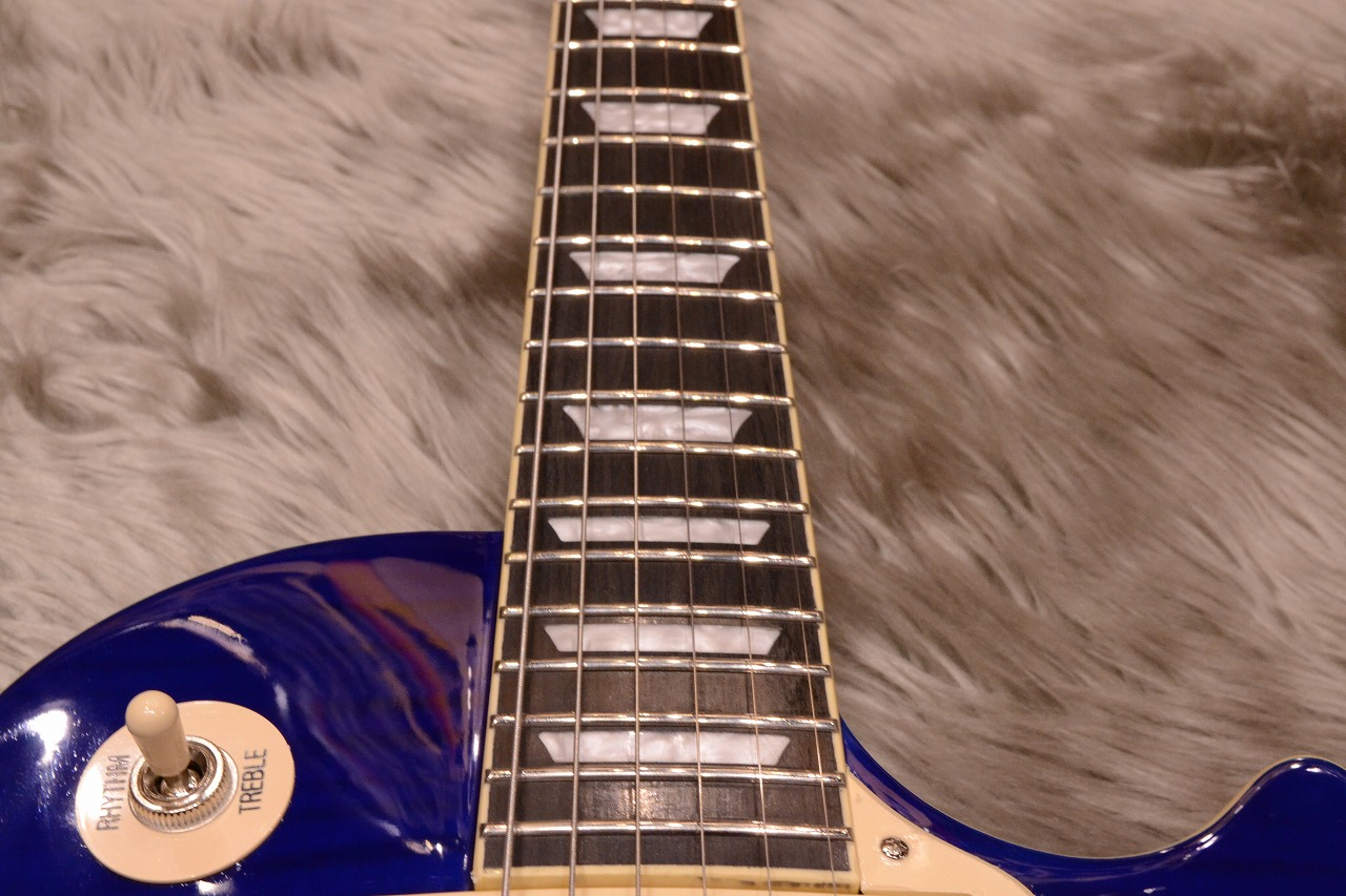 Les Paul STANDARD PLUS-TOP PRO (Probuckers & Coil-Tap)の指板画像