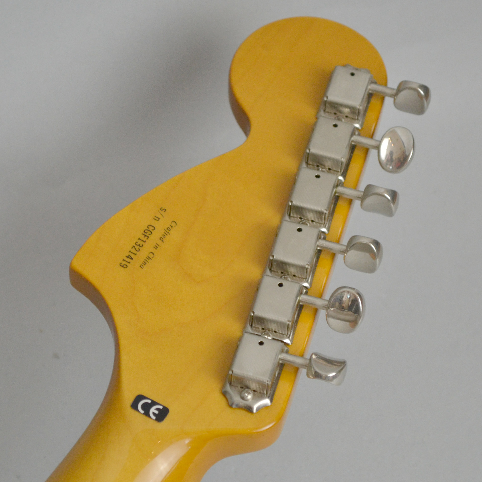 Modern Player Mustangのケース・その他画像