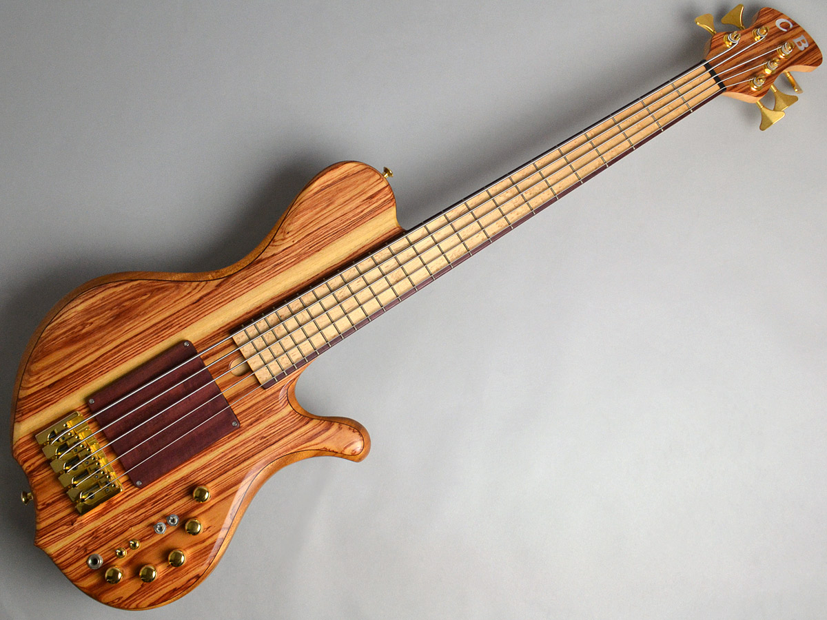 CB Basses Single Cut B Type 5st 32inch 写真画像