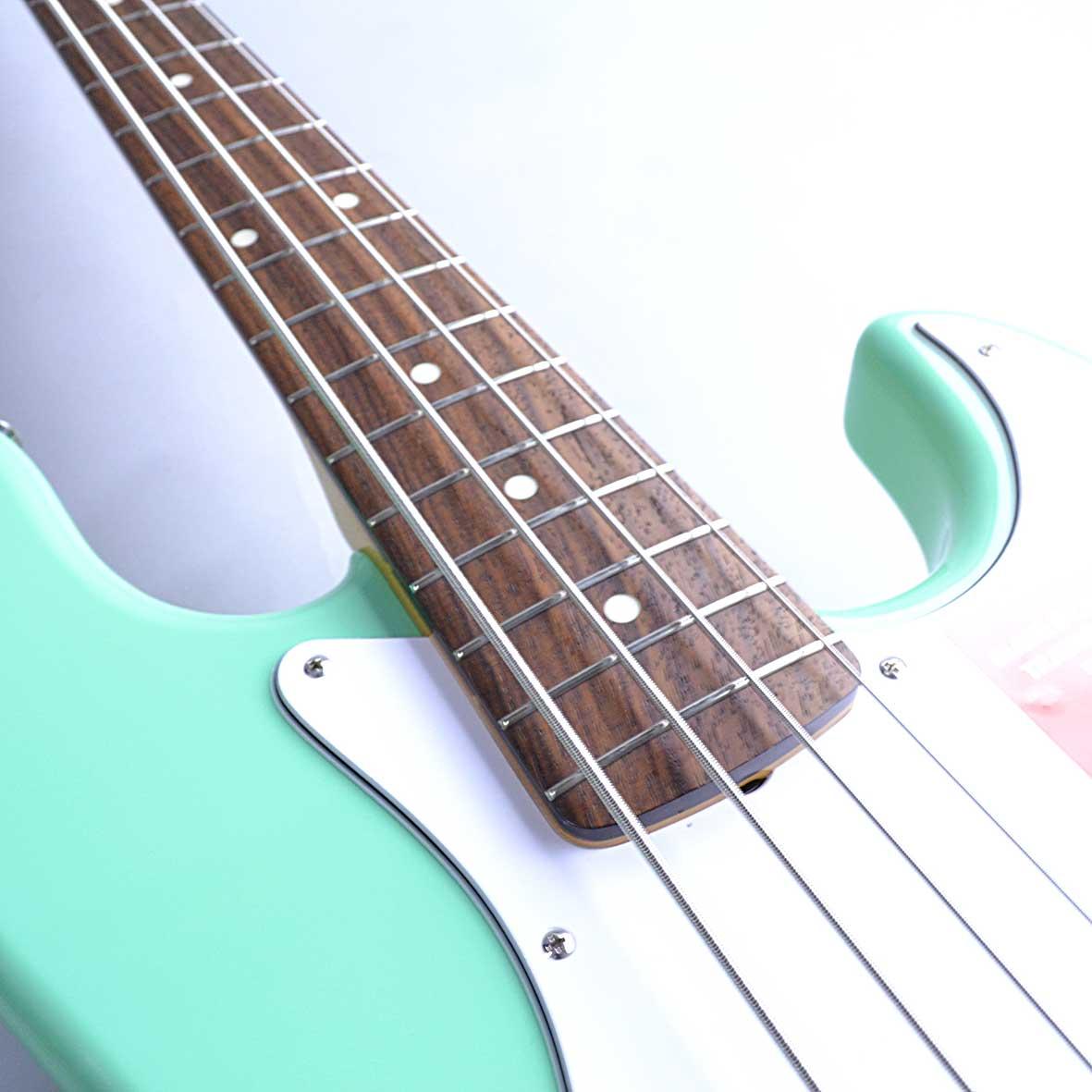 Fender TRAD 60S JASS BASSの指板画像