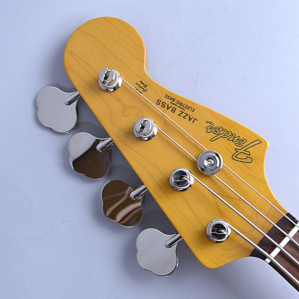 Fender TRAD 60S JASS BASSのヘッド画像