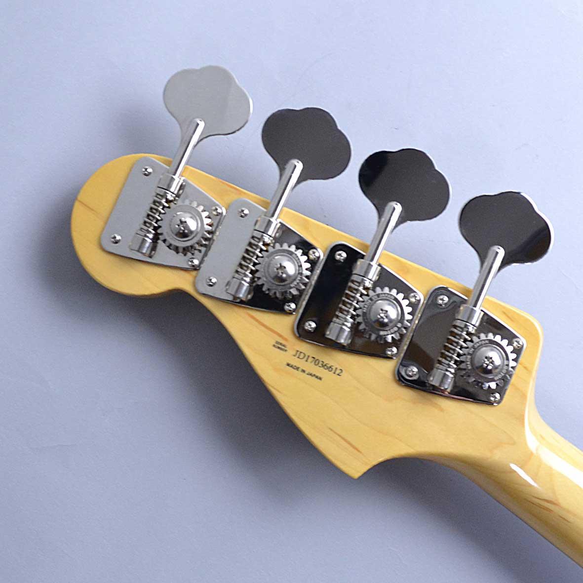 Fender TRAD 70S P BASSのヘッド裏-アップ画像