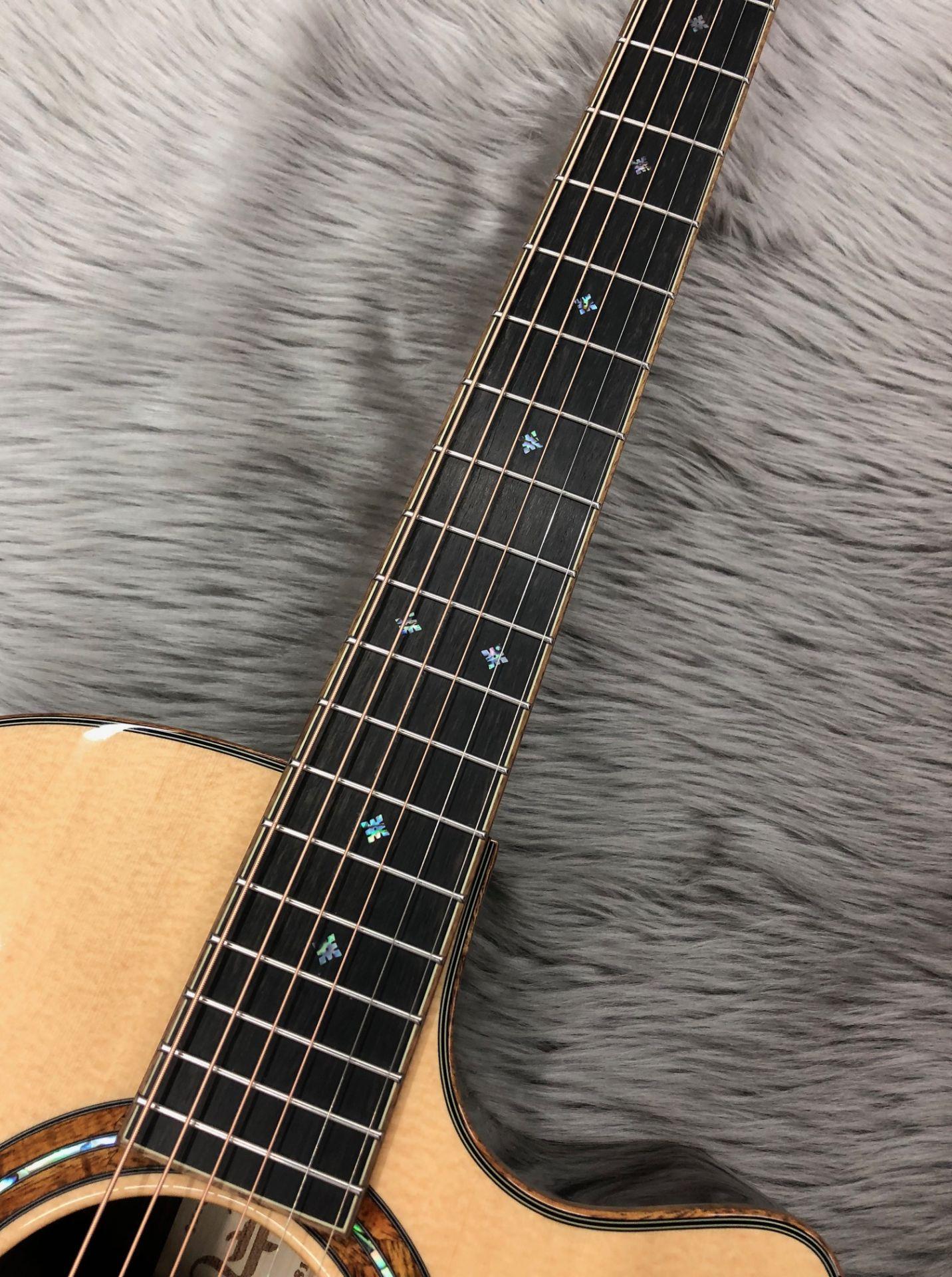G27-SRCT Customの指板画像