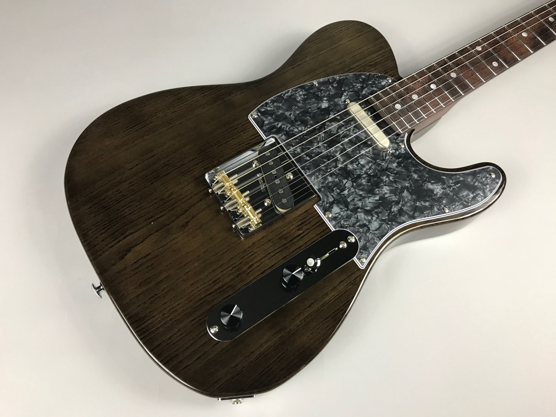 Black Cloud DELTA CustomMade D-1 ローズネック 写真画像