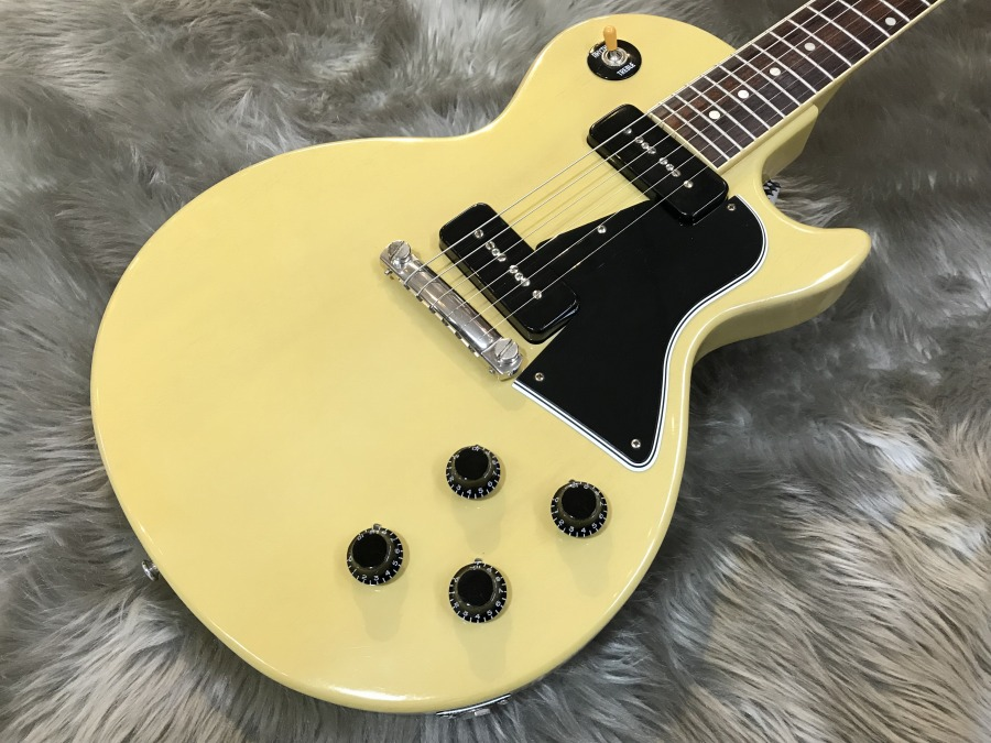 1960 Les Paul Special SC VOS #0 5166のボディトップ-アップ画像