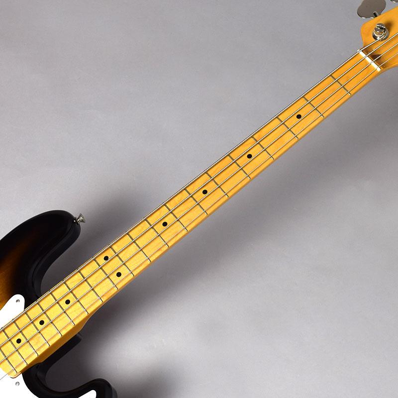 Japan Exclusive Classic 50s P Bass USA Pickupsの指板画像