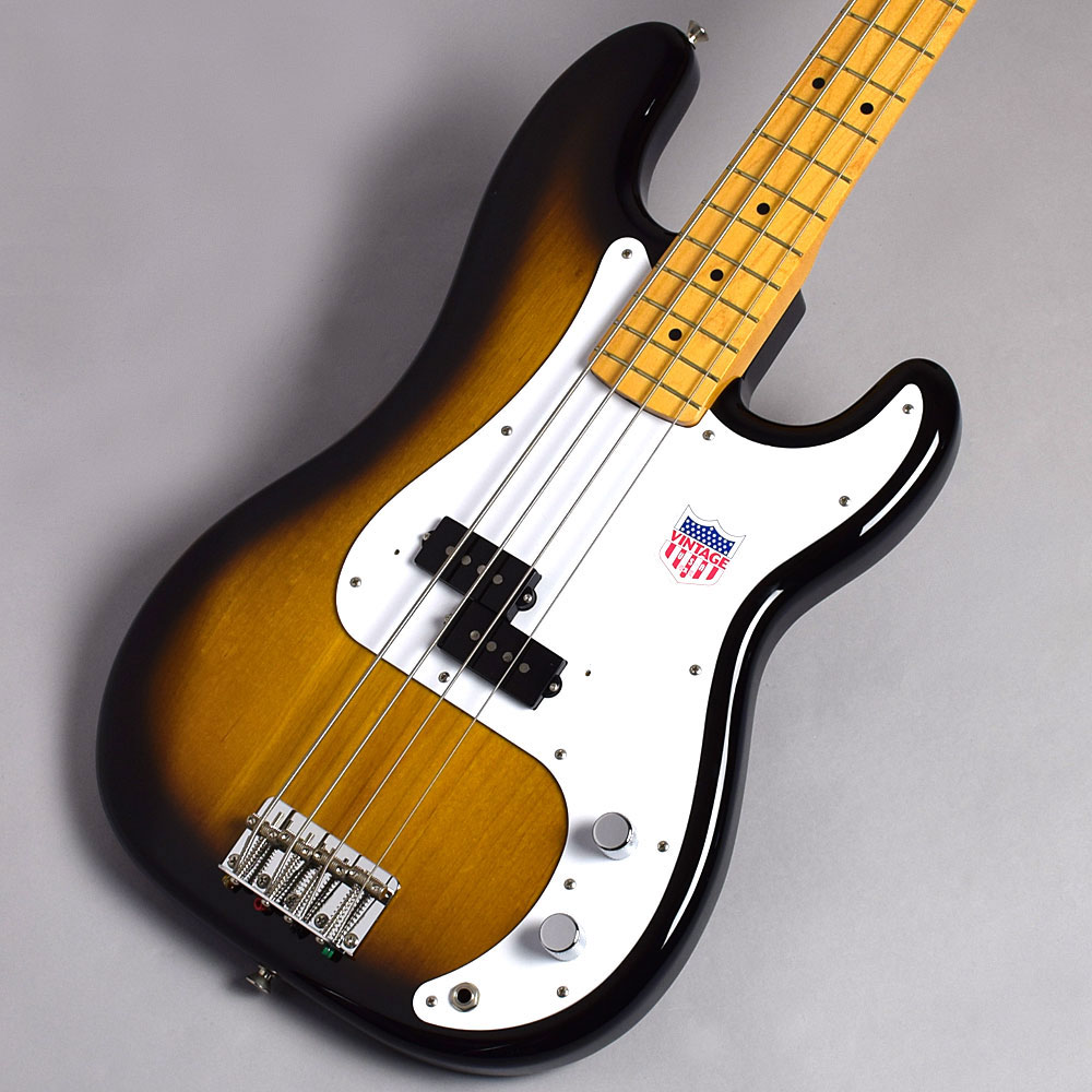 Japan Exclusive Classic 50s P Bass USA Pickupsのボディトップ-アップ画像