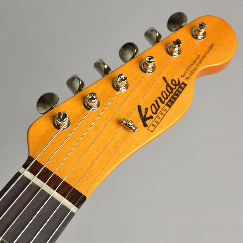 KTM-AS BLACKのヘッド画像