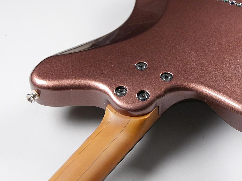 SKATER-MH3/ANVの指板画像