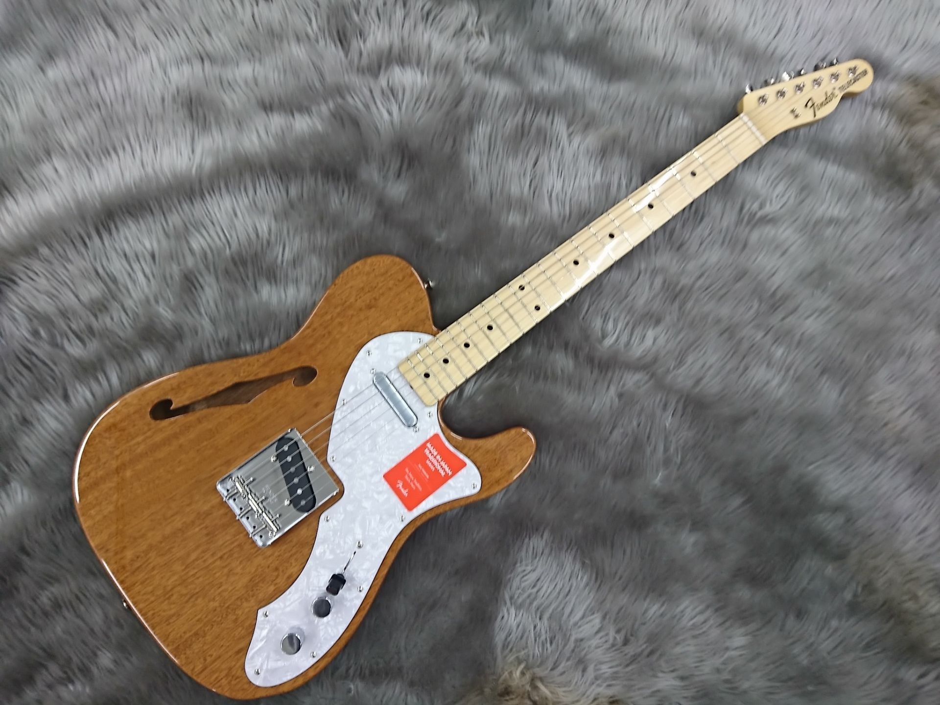 MADE IN JAPAN TRADITIONAL 69 TELECASTER THINLINE