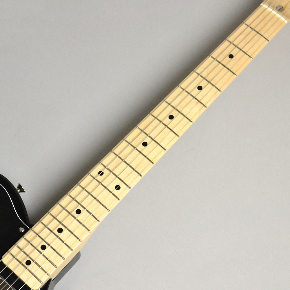 MADE IN JAPAN TRADITIONAL 70S TELECASTER CUSTOM Blackの指板画像