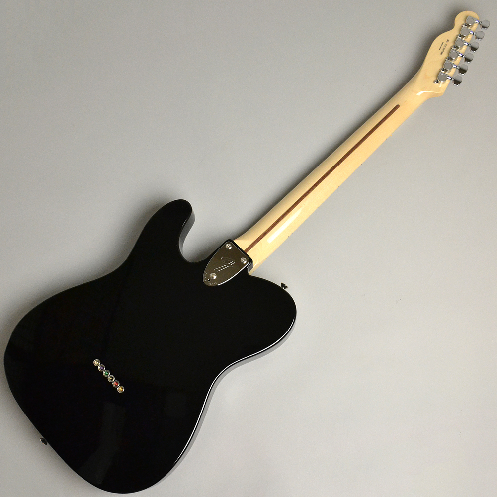MADE IN JAPAN TRADITIONAL 70S TELECASTER CUSTOM Blackの全体画像(縦)