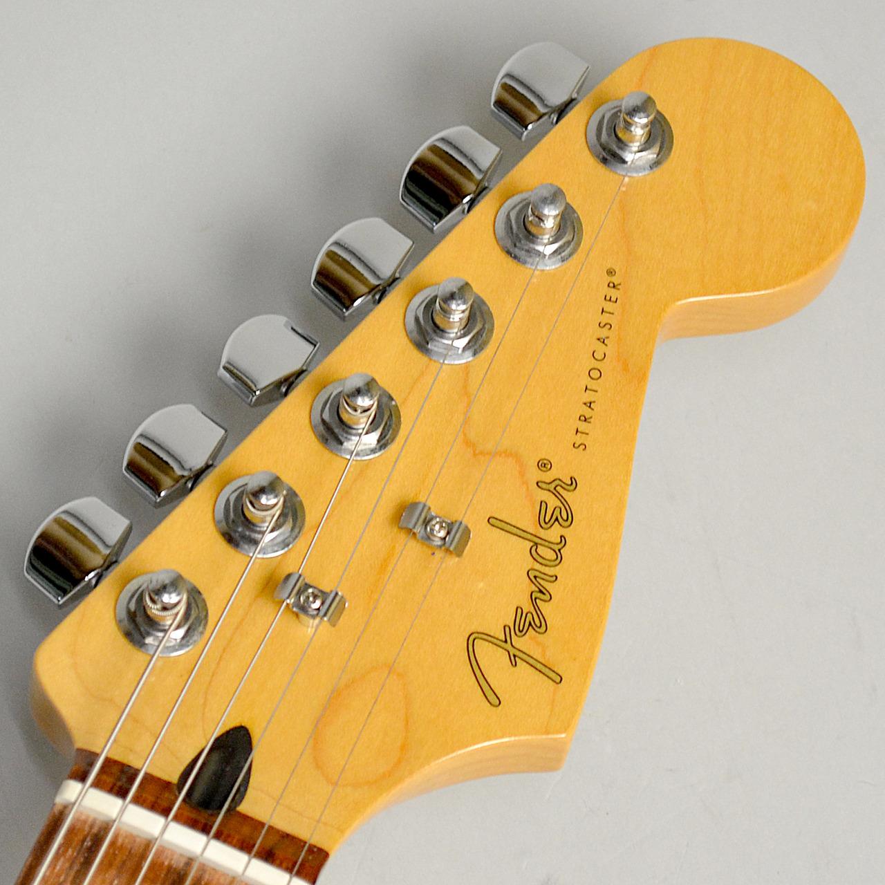 Blacktop Stratocaster HHのヘッド画像
