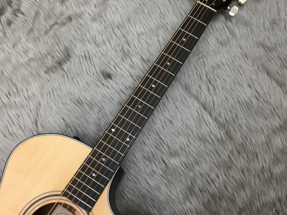 GCE-Maple SP LTDの指板画像