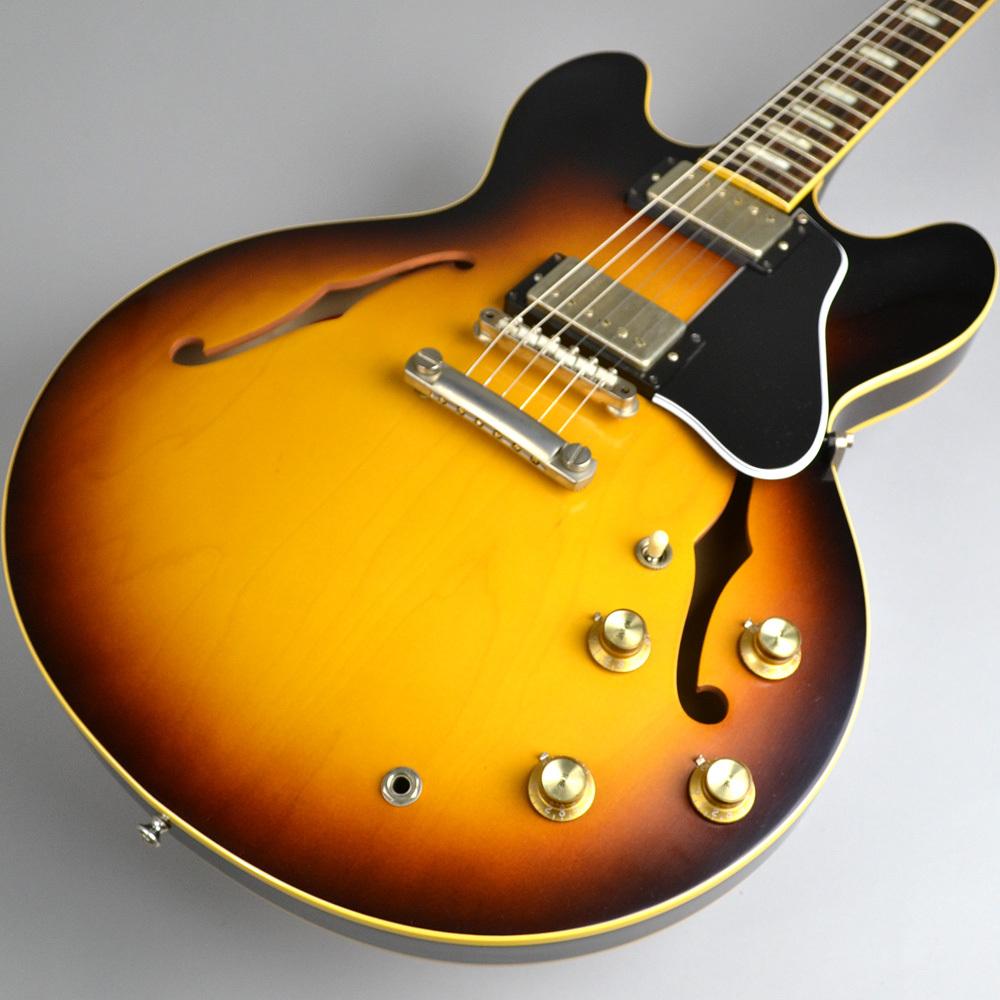 Memphis 1963 ES-335 VOS Historic Burst