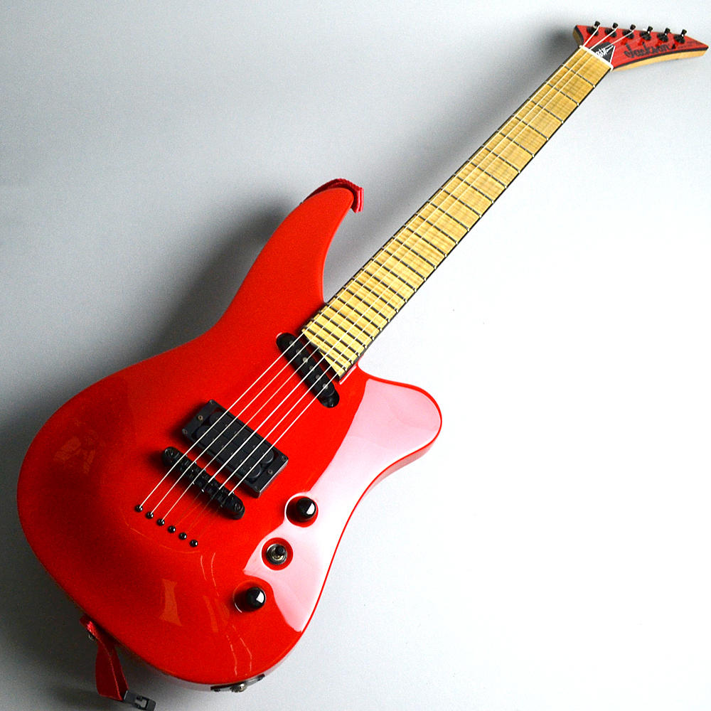 PHIL COLLEN ARCHTOP RED【USED】