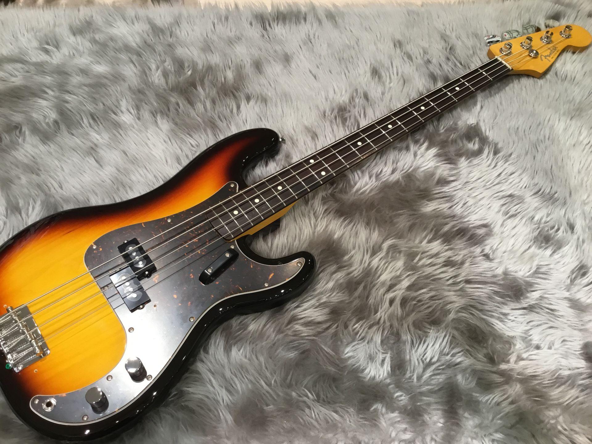 Fender  HAMA_OKAMOTO PRECISION BASS  3-Color Su... 写真画像
