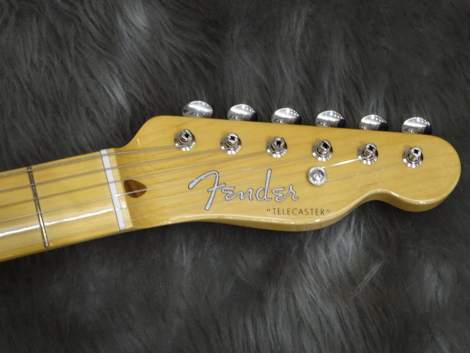 TRAD 50S TELE Fenderのヘッド画像