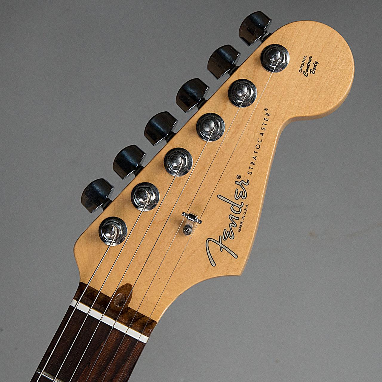 American Standard Stratocasterのヘッド画像