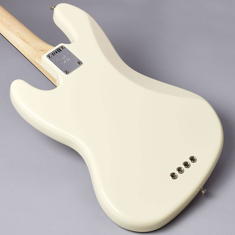 American Professional Jazz Bassのボディバック-アップ画像