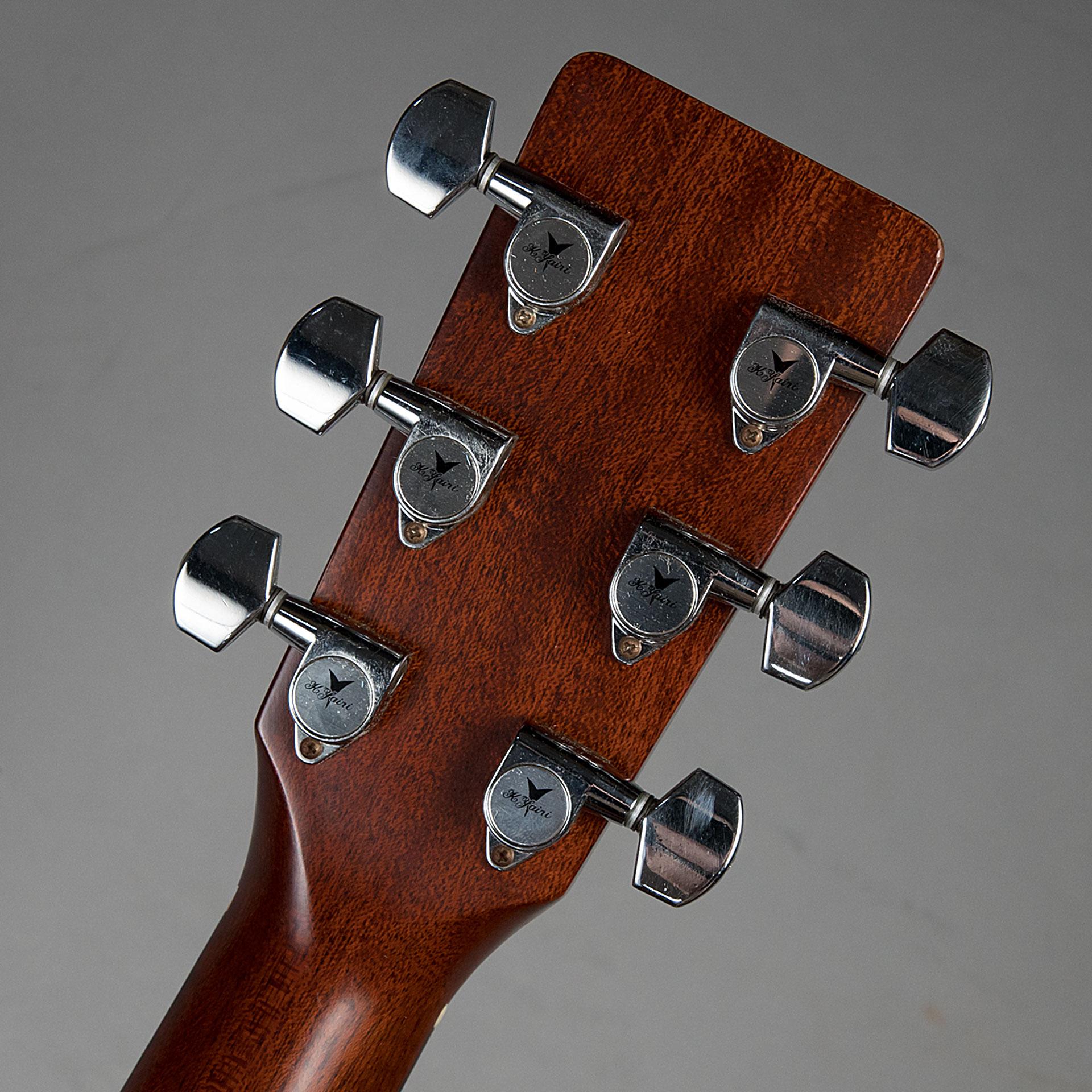 YF00018 Custom Left Handのヘッド裏-アップ画像