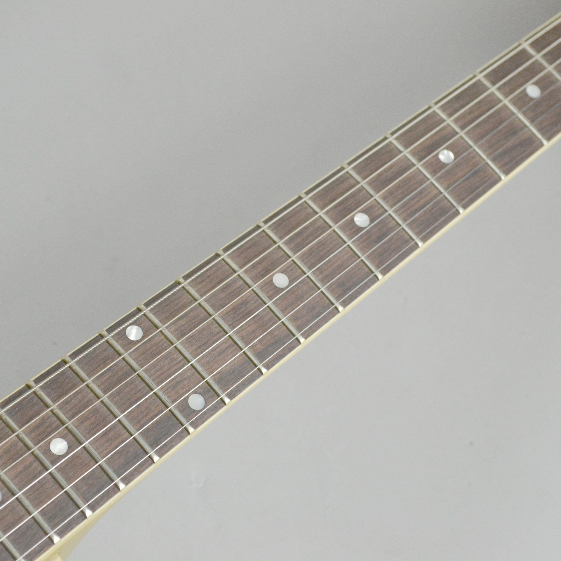 1960 Les Paul Special SC VOS TVYのヘッド画像