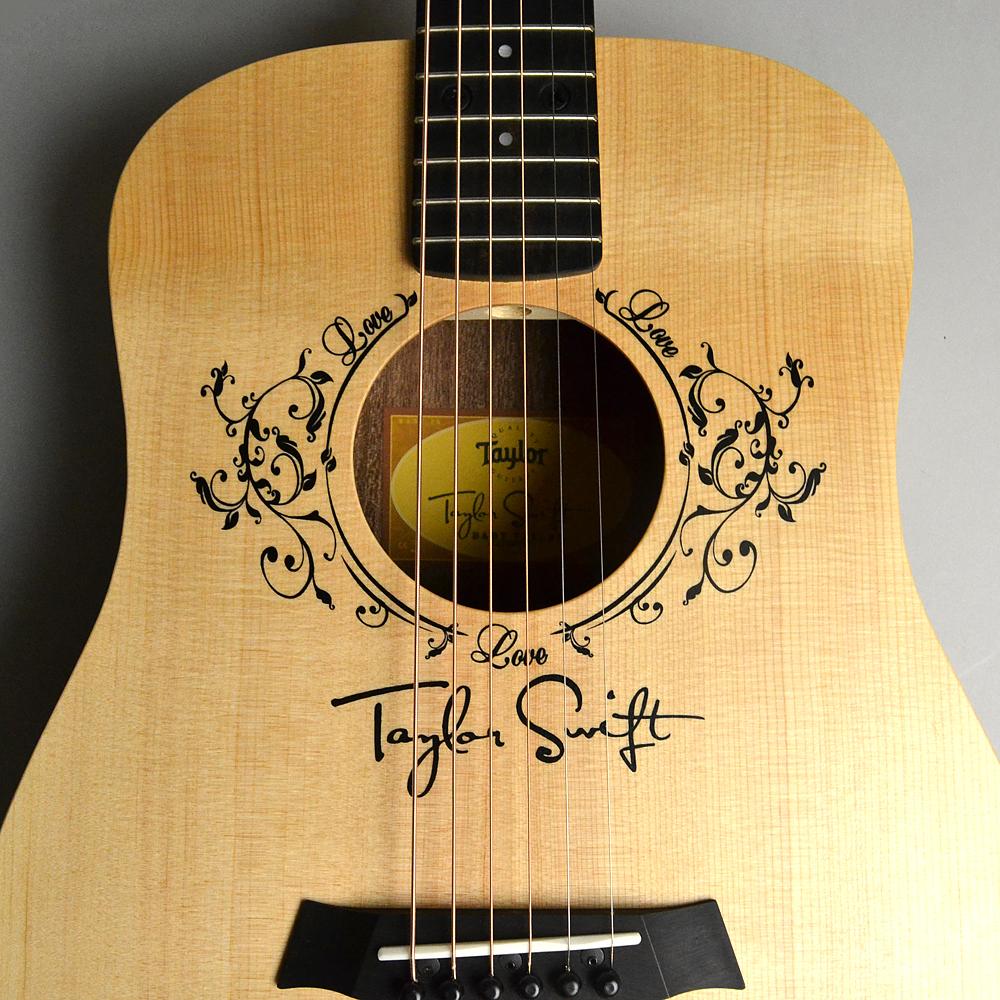 Taylor Swift BABY T-eの指板画像