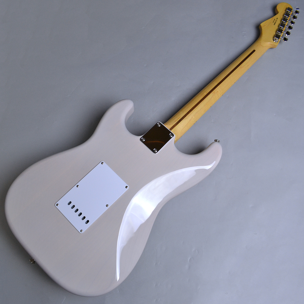Made In Japan Hybrid 50s Stratcaster / US Blondの全体画像(縦)