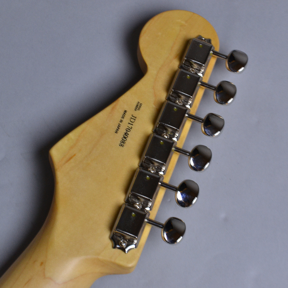 Made In Japan Hybrid 50s Stratcaster / US Blondのヘッド裏-アップ画像