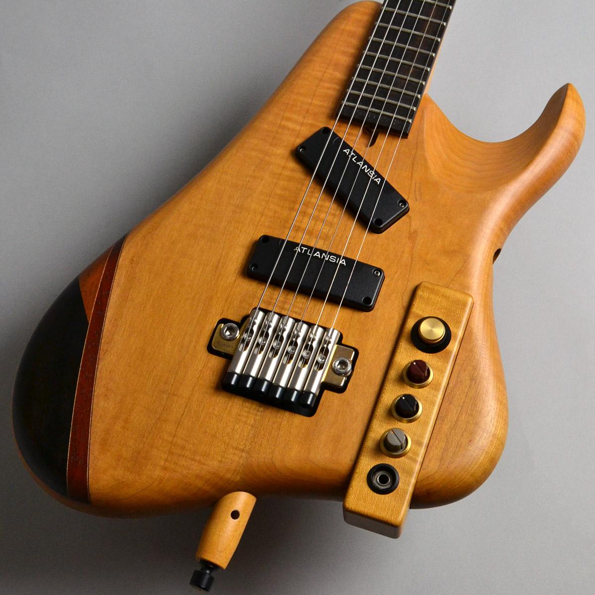 PENTAGONE Guitar 6stのボディトップ-アップ画像