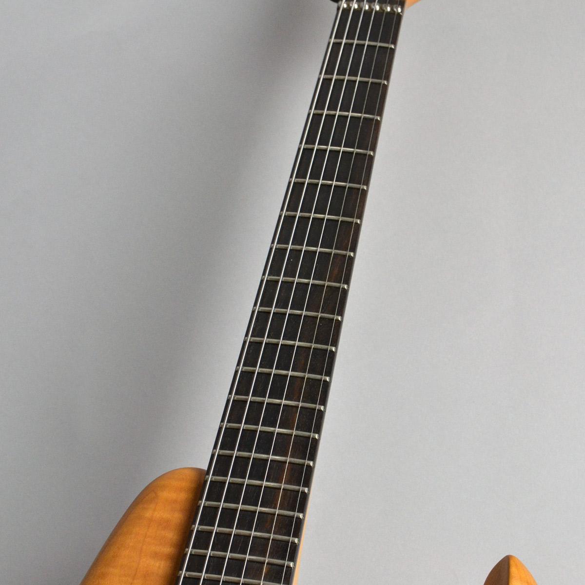 PENTAGONE Guitar 6stの指板画像