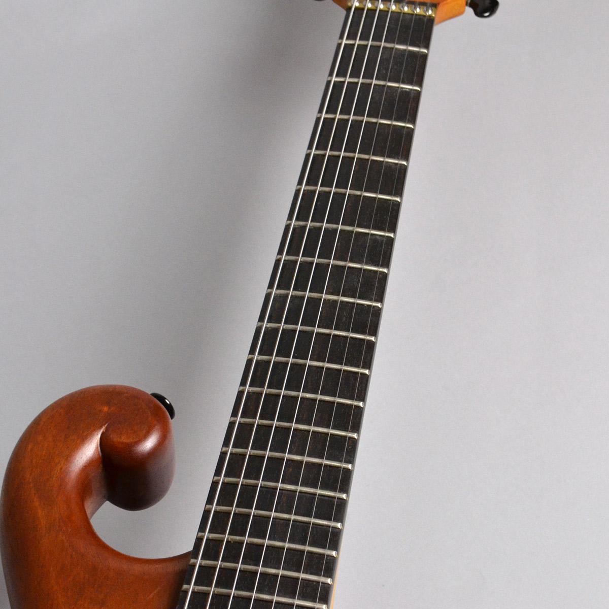 VICTRIA Guitar 7stの指板画像