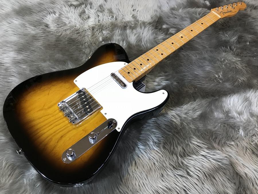 Fender  classic player 50s telecaster 写真画像