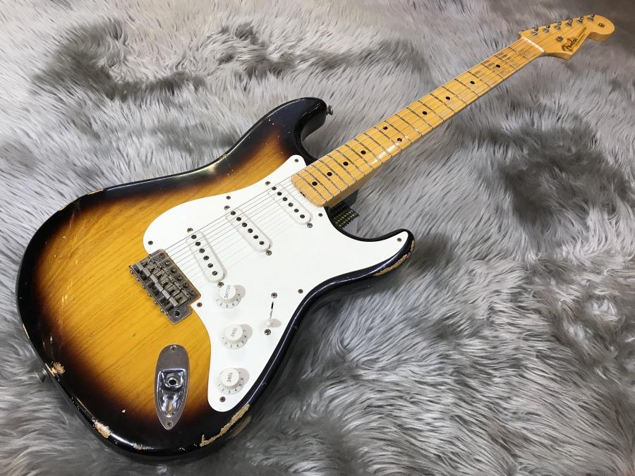 Fender Custom Shop  1955 Stratocaster Relic #R7... 写真画像
