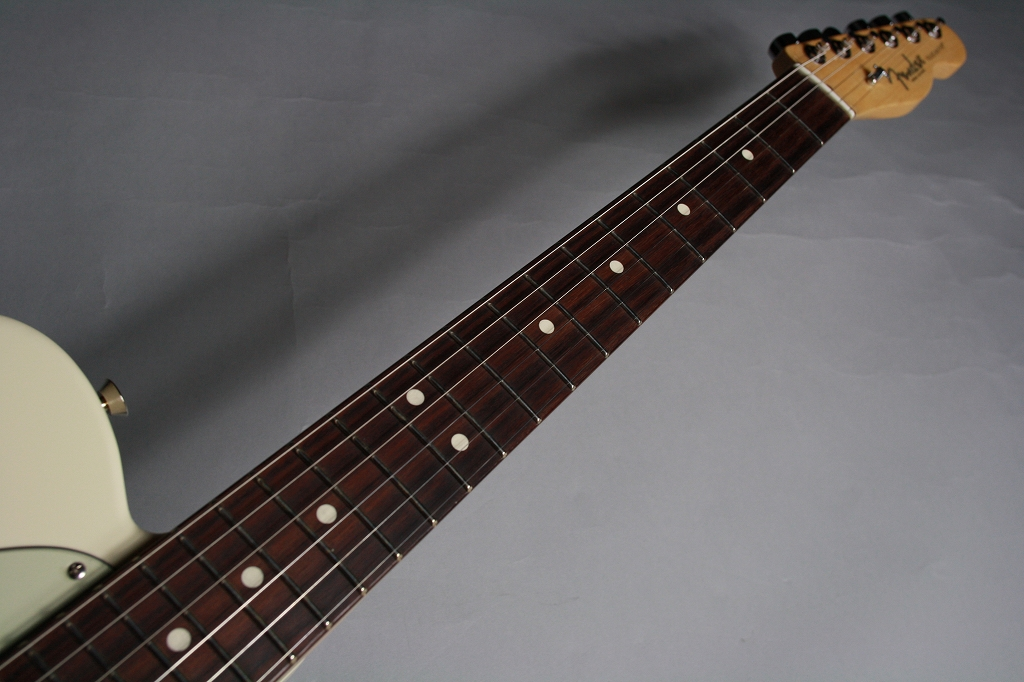 American Pro Telecaster Rosewood Fingerboardの指板画像