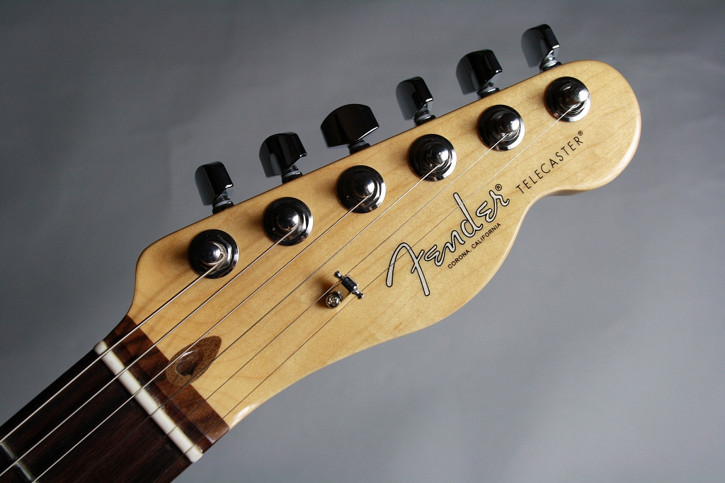 American Pro Telecaster Rosewood Fingerboardのヘッド画像