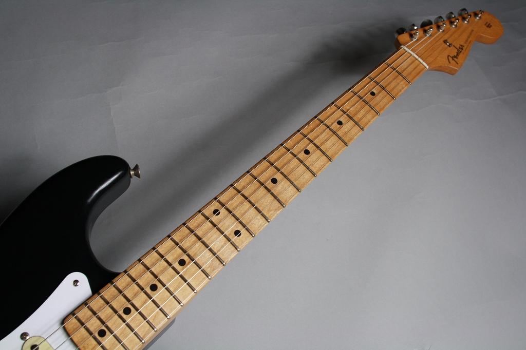 Road Worn 50s Stratocasterの指板画像